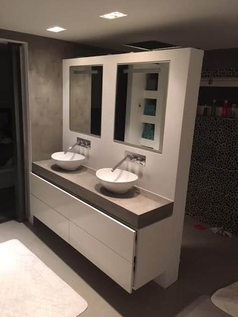 betonlook badkamermeubel