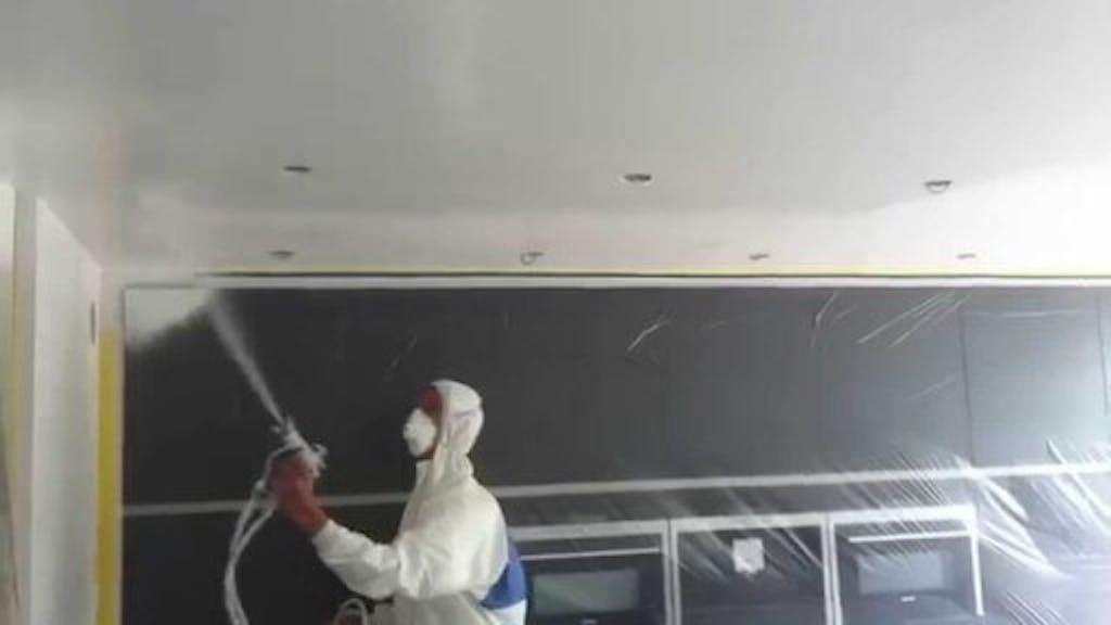 witten van plafonds
